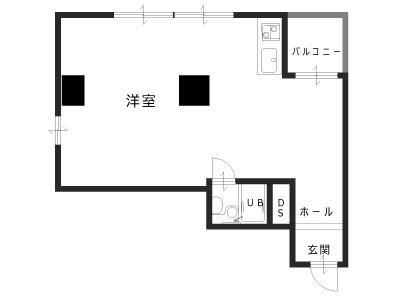 大京ビルマンション新大阪401