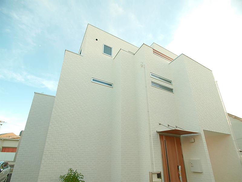 戸建住宅開発事業施工実績1