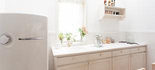 キッチンと水廻りイメージ写真